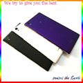 Original New For Sony Xperia T3 D5102 D5103 D5106 M50w Battery Door Battery Case with Volume Button