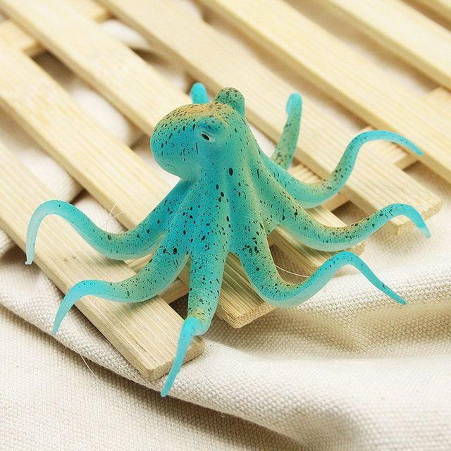 Octopus Aquarium Decoration  3
