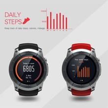 "NEW Makibes G05 GPS Sports Watch MTK2503 1.3"" Color Screen Smart Watch multi-sport Smartwatch Heart rate monitor Bluetooth 4.0"