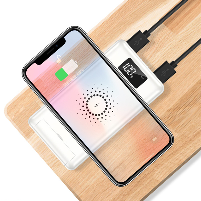 Image 2 - Potable  Fast Charger For Bluetooth Earphone Multi function  3 in