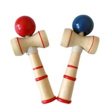 Новое поступление, детская деревянная забавная игрушка из дерева, умелый шар для жонглирования, игрушки для детей, взрослых, подарок на день рождения, Рождество, игрушка для детей