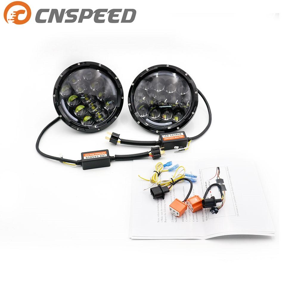 CNSPEED 2pcs/set 7