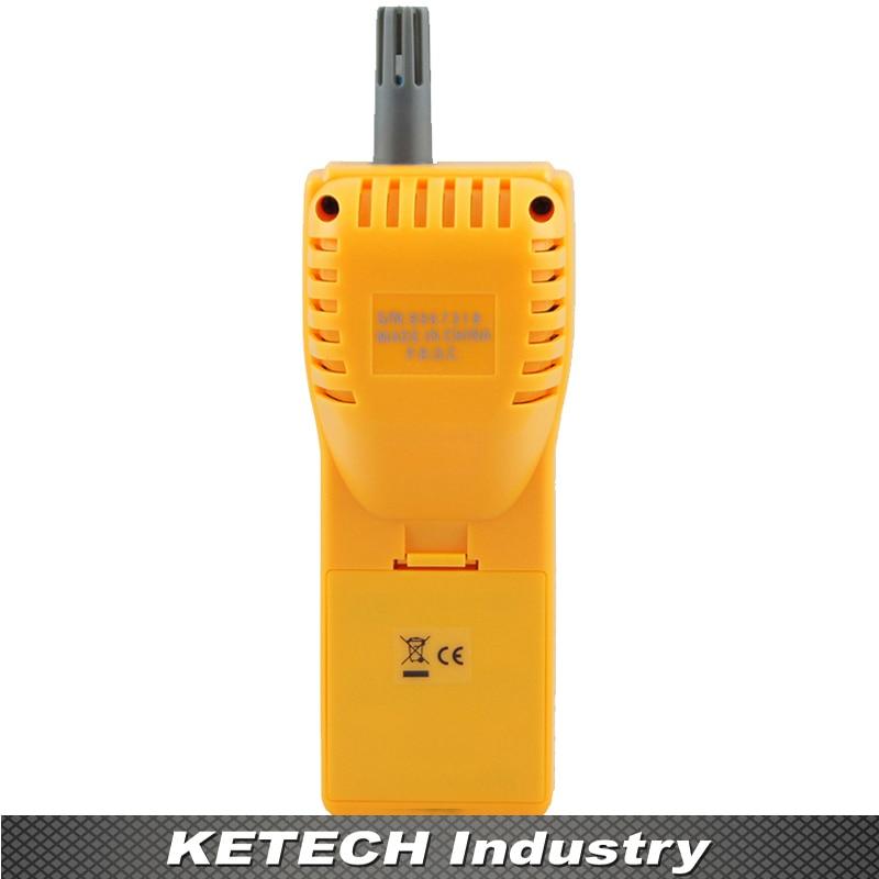 Carbon dioxide detector gas detector CO2 concentration detector with alarm