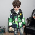New Brand Boys Parka Warmer Winter Coat Boys Winterjas Jongens Hooded Boys Winter Jacket F528