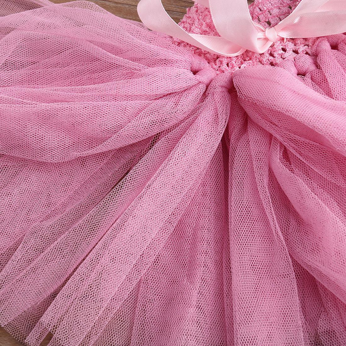 2016-New-Baby-Girls-Summer-Dress-kids-1st-Crown-Romper-Headband-Birthday-Tutu-Dress-Outfit-3pcs-5