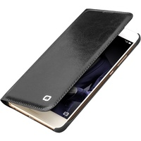 QIALINO Case For Huawei P10 Classic Thin Genuine Cowhide Leather Flip Cover For Huawei P10 Fundas