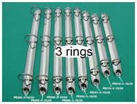 A4 A5 3 agujeros Binder anillos 205, 210, 240, 262, 280, 292 de metal binder mecanismo de clip