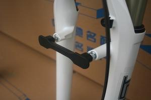 """Image 5 - 26 """"RST First control remoto de horquilla de suspensión neumática, control Manual, rebote ajustable, horquilla de freno de disco, horquilla de freno V"""