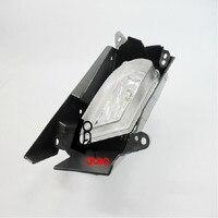 Pair Clear Lens Fog Light Lamp For Mazda 3 Axela Sedan Hatchback 2010 2011