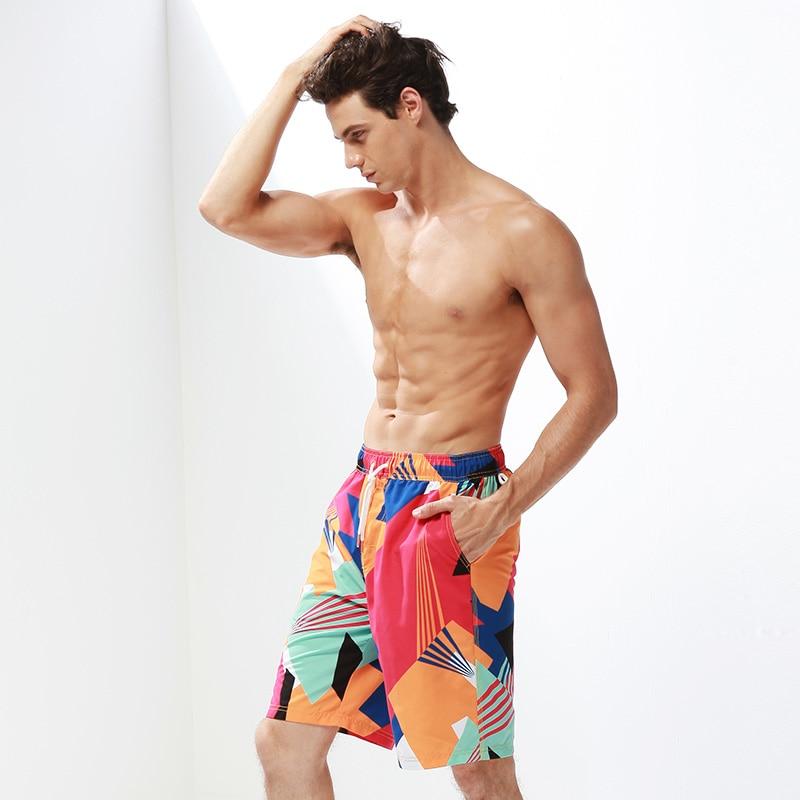 Gailang Brand vyriški paplūdimio šortai Casual Men Boardhorts - Vyriški drabužiai - Nuotrauka 5