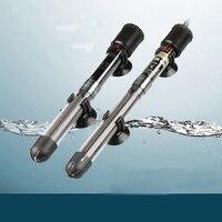 100 W 200 W 300 W 500 W Aquário Aquecedor de Água Do Tanque de Peixes Submersível Ajustável