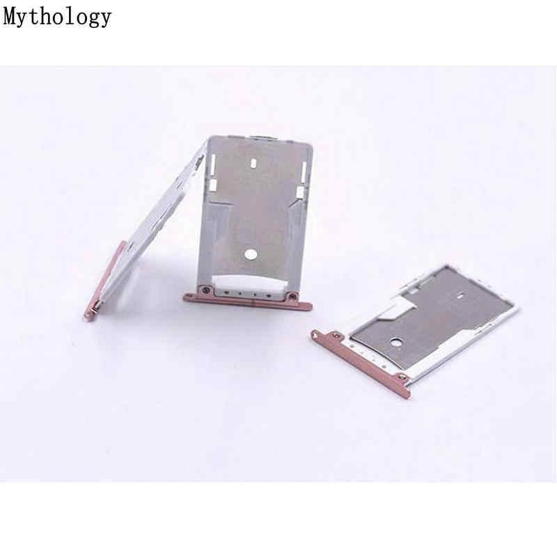 """Untuk Xiaomi Redmi Note 4 Versi Global Pemegang Kartu SIM Tray Slot 4X Snapdragon 625 5.5 """"Ponsel Adaptor"""