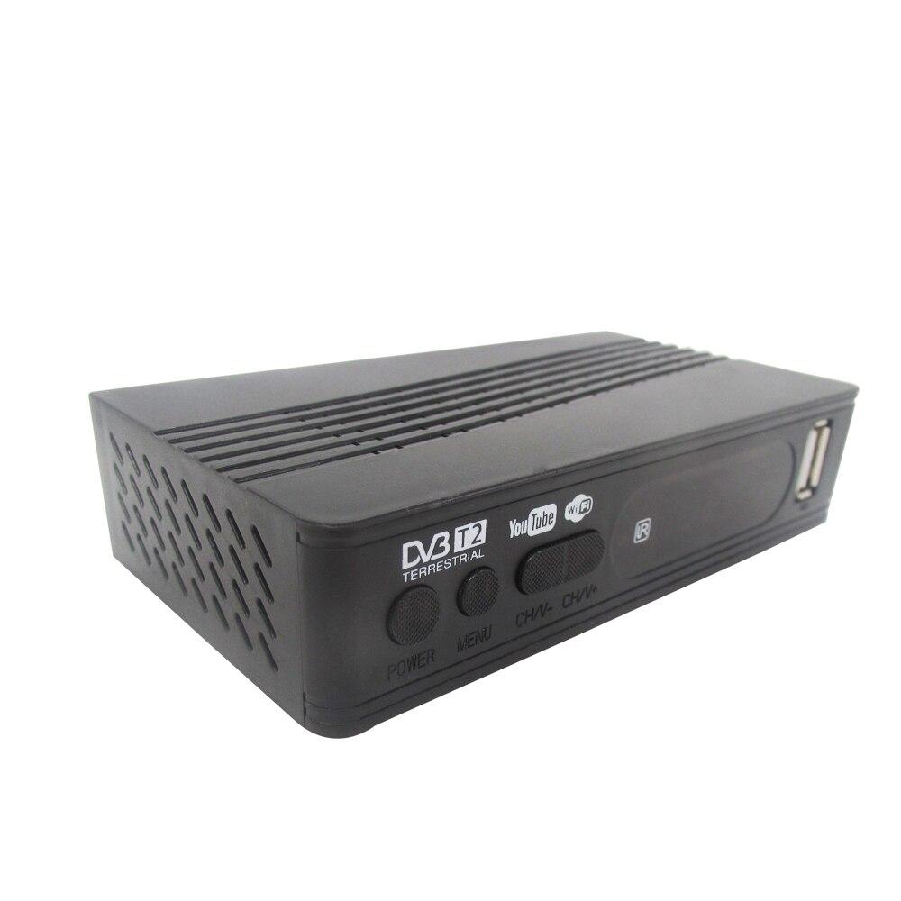 DVB-T2 DVB-T Satellite Receiver HD Digital TV Tuner Receptor MPEG4 DVB T2 H.264 Terrestrial TV Receiver DVB T Set Top Box vs K3