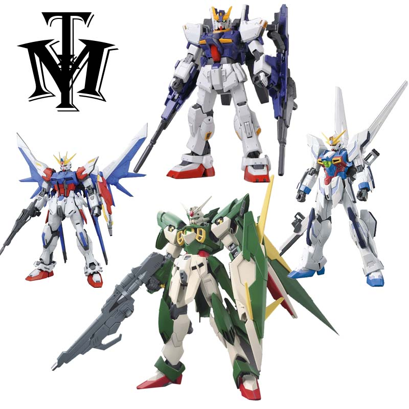 Anime Huiyan Hobby 1/144 Mobile Suit RX 178 Gundam Mark II model FIGHTER SEI IORI assembled Robot action figure kids gift toys-in Action & Toy Figures from Toys & Hobbies