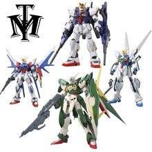Anime Huiyan Hobby 1/144 Mobile Suit RX 178 Gundam Mark II model FIGHTER SEI IORI assembled Robot action figure kids gift toys