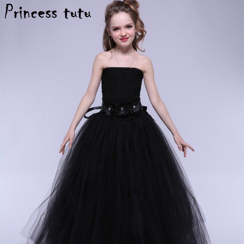 Elegant Formal Handmade Wedding Dress Girl Party Dress Up Ball Gown ...