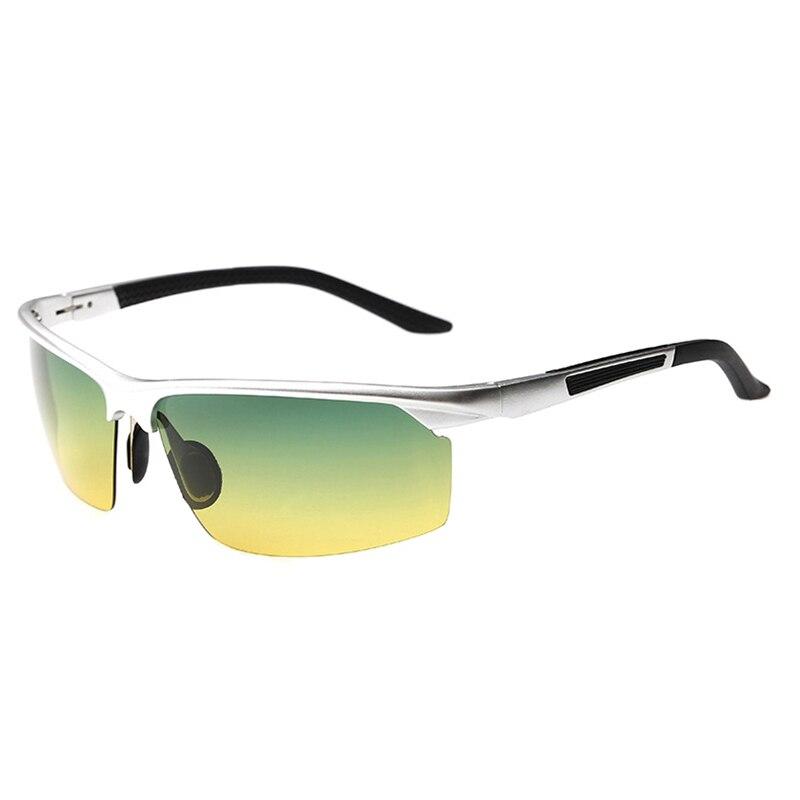 JIANGTUN 2017 Homens Óculos Polarizados Óculos de Condução Noite E Dia  Escurecendo óculos de Visão Noturna óculos Masculino Óculos de sol Óculos  De Sol Da ... c57905d525