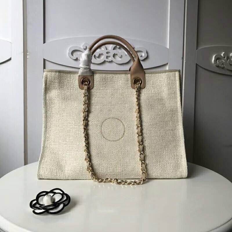 Luxury Designer Bags Women Handbag Top Quality Canvas larger Shopper bag Genuine Leather Famous Brands Tote bags 2018 top quality canvas pattern women tote bag