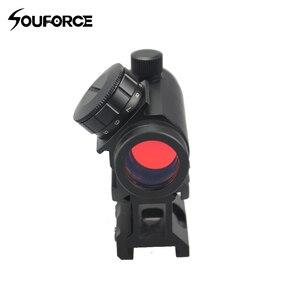Tactical Optics 1x28mm Red Dot