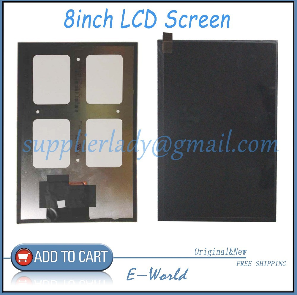 Original and New 8inch LCD screen N080ICE-GB0 N080ICE for tablet pc free shipping платье