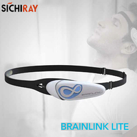 Brainlink Smart Yoga Headband Meditation and Yoga EEG Device Support Neurosky Attention and Meditation Apps for ios Android