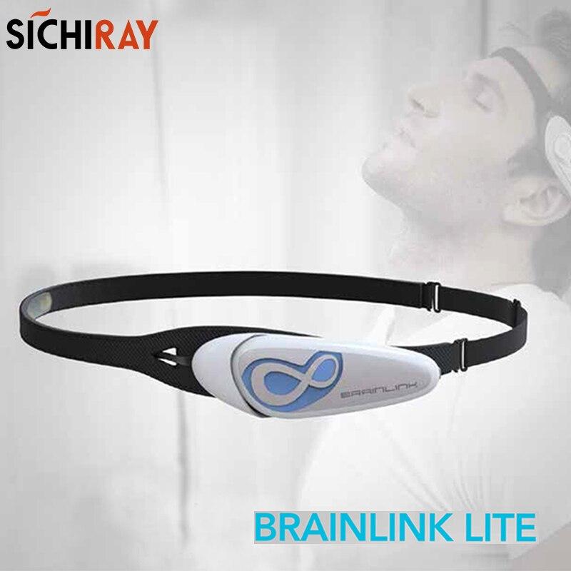 Vendita calda Brainlink Auricolare Versione Internazionale A Secco Elettrodo EEG fascia Attenzione e La Meditazione Controller Neuro Le Risposte
