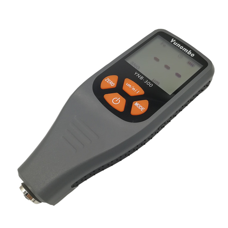 Thickness Tester Digital Coating Thickness Gauge Meter Fe/NFe 0-1300um LCD Display Mini Paint Thickness Tester футболка wearcraft premium slim fit printio тасманский дьявол