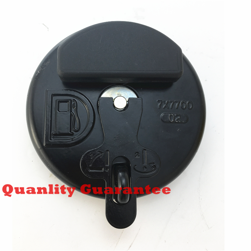 Fuel Cap Cover 7X7700 for Caterpillar <font><b>Excavator</b></font> <font><b>320C</b></font> Dozers D3C Loaders 931B 164-4858 3497059 1018909 image