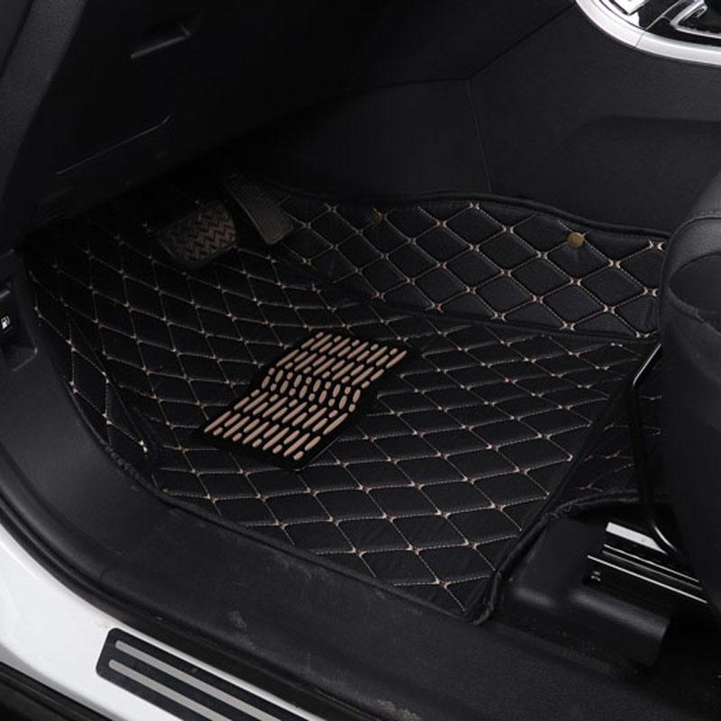 car floor mat carpet mats for ford fiesta mk7 figo escort focus 1 2 3 mk2 fusion mondeo 3 4 mk3 mk4 Taurus 2018 2017 2016 2015