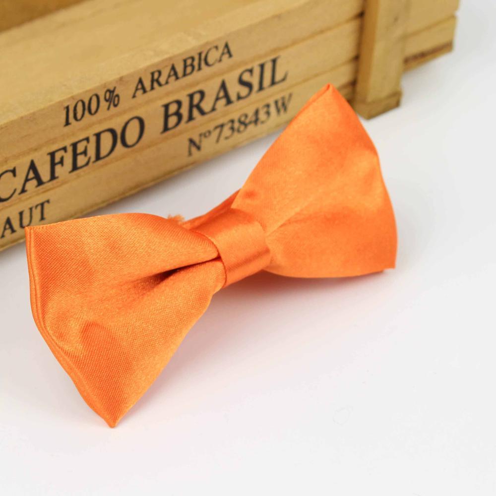 Детский Модный деловой классический однотонный костюм с бабочкой для свадебной вечеринки, Детский костюм, смокинг, галстук-бабочка для домашних питомцев - Цвет: 22