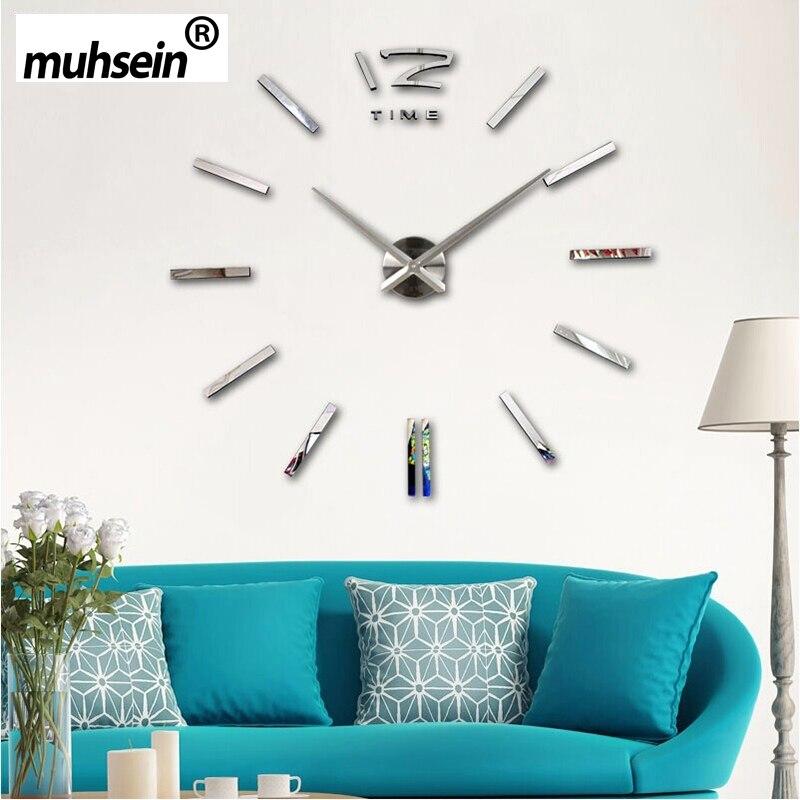 muhsein 2019new gelenler duvar saatleri yaratıcı modern duvar - Ev Dekoru - Fotoğraf 5