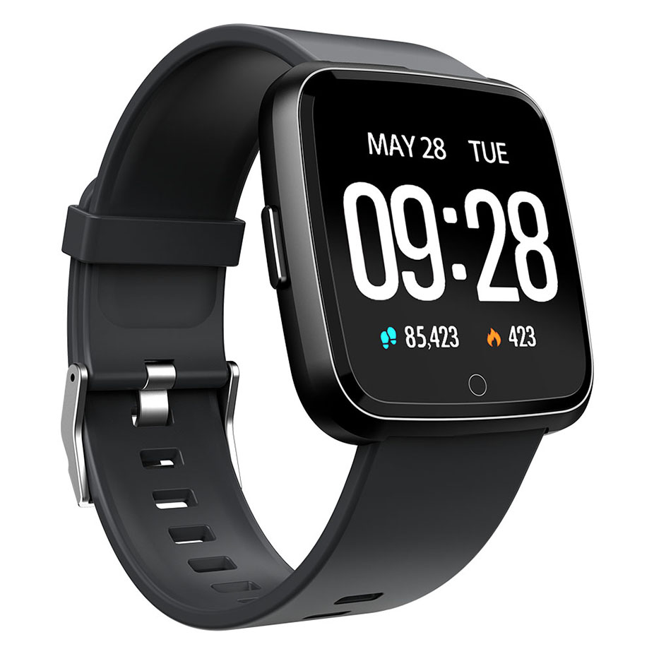 <font><b>Y7</b></font> Smart watch Bracelet Waterproof Heart Rate Monitor Blood Oxygen Pressure Sport Tracker CY7 PRO <font><b>smartwatch</b></font> For Android IOS image