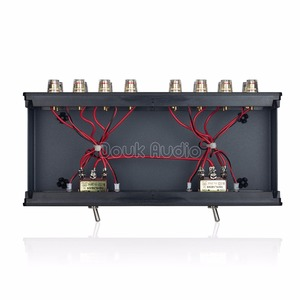 Image 4 - Nobsound аудио компаратор, кроссовер, сеть, стерео, 2 сторонний усилитель/переключатель динамиков, Пассивный селектор