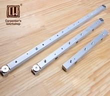 Taller de carpintería, Aluminio Mitra Deslizante Barra de Longitud 300mm/450mm/650mm
