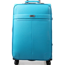 BOLO BRAVE Candy colors / Business suitcase/luggage bag/ boarding travel trolley case 22 24 inch 5 color options PU leather bags