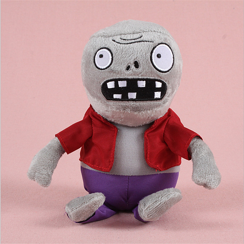 Plants vs Zombies Plush Toys Soft Stuffed Plush Toys Doll Baby Toy for Kids Gifts Party Toys ...
