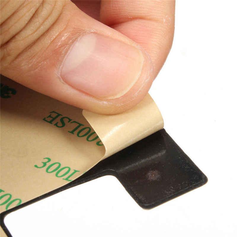 1 stück Nizza Fashion Adhesive Aufkleber Zurück Abdeckung Karte Halter Fall Beutel Für Handy Freies Verschiffen
