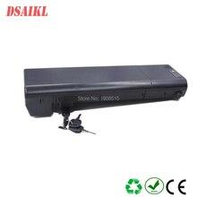 Vazio caixa de bateria rack traseiro para pcs de 18650 células para 36 40 v bateria