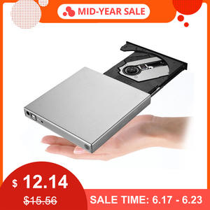 S SKYEE USB 2.0 External Combo DVD/CD Burner RW Drive CD/DVD-ROM CD-RW Player