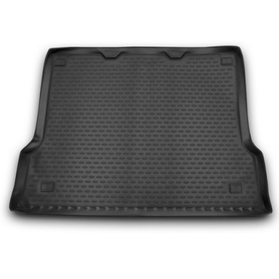 For UAZ Patriot 2014-2019 car trunk mat Element NLC5414B13