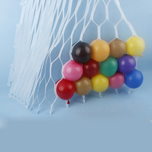 Balon Ballon Helium 3pcs/lot Balloon Grid 91 Holes Latex Mesh Square Wall Supplies For Birthday Party Decoration Accessories