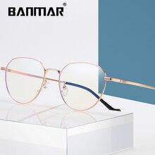 BANMAR Anti Blue Rays Computer Glasses Women Light Coating Gaming Men Unisex Harmful light Blocking Eyewear A2103