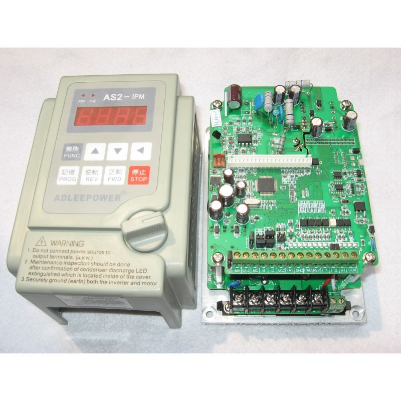 AS2-IPM/AS2-104/0.4KW/400W frequency converter motor speed controller soundking as mix02a