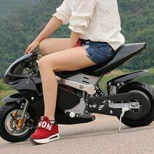 4-х тактный 49cc двухколесный небольшой для пересеченной и горной местности мини мотоцикл ребенок бензин карты мопед