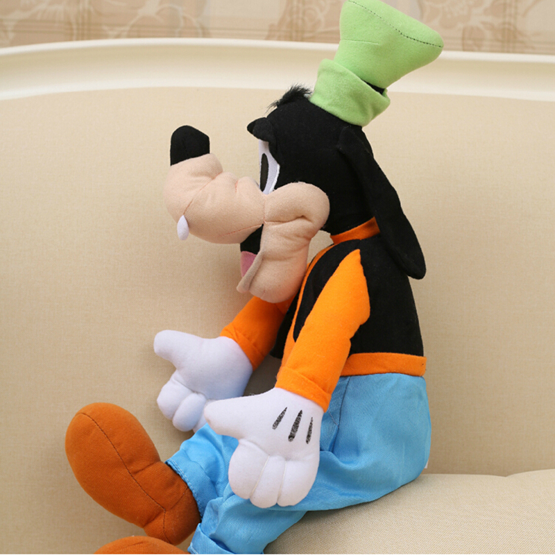 Image 3 - 1pc 30cm Free Shipping Selling Plush Toy brinquedos Stuffed Animal,Goofy Dog, Goofy Toy Lovey Kawaii Doll Gift Children Present-in Stuffed & Plush Animals from Toys & Hobbies