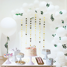 128pcs Baby Shower Wedding/Party Decoration Mariage Birthday Balloons Bachelorette Party Wedding Backdrop Curtain Anniversaire