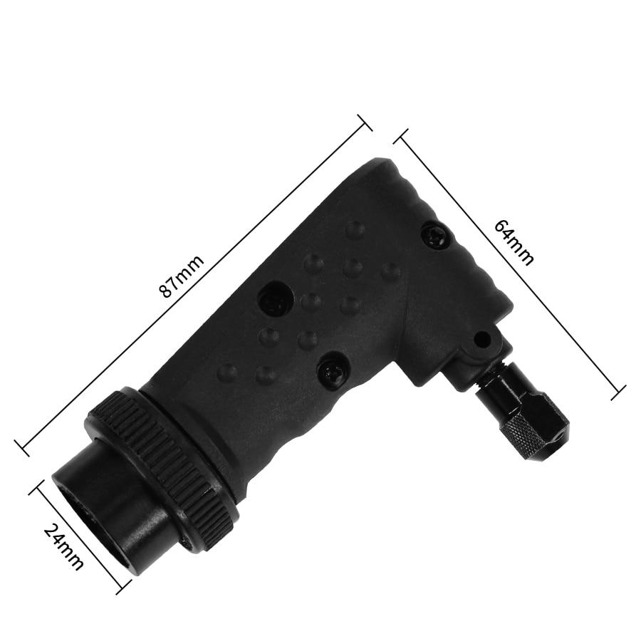 Narzędzia obrotowe Dremel Konwerter kątowy do narzędzi ściernych - Narzędzia ścierne - Zdjęcie 3
