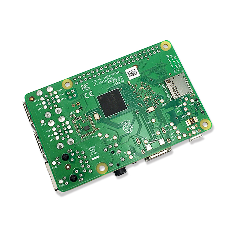 lowest price Original Element14 Raspberry Pi 3 Model B B  Plus BCM2837 1 2G raspberry pi 3 with 2 4G  amp  5G WIFI 4 2 Bluetooth and PoE