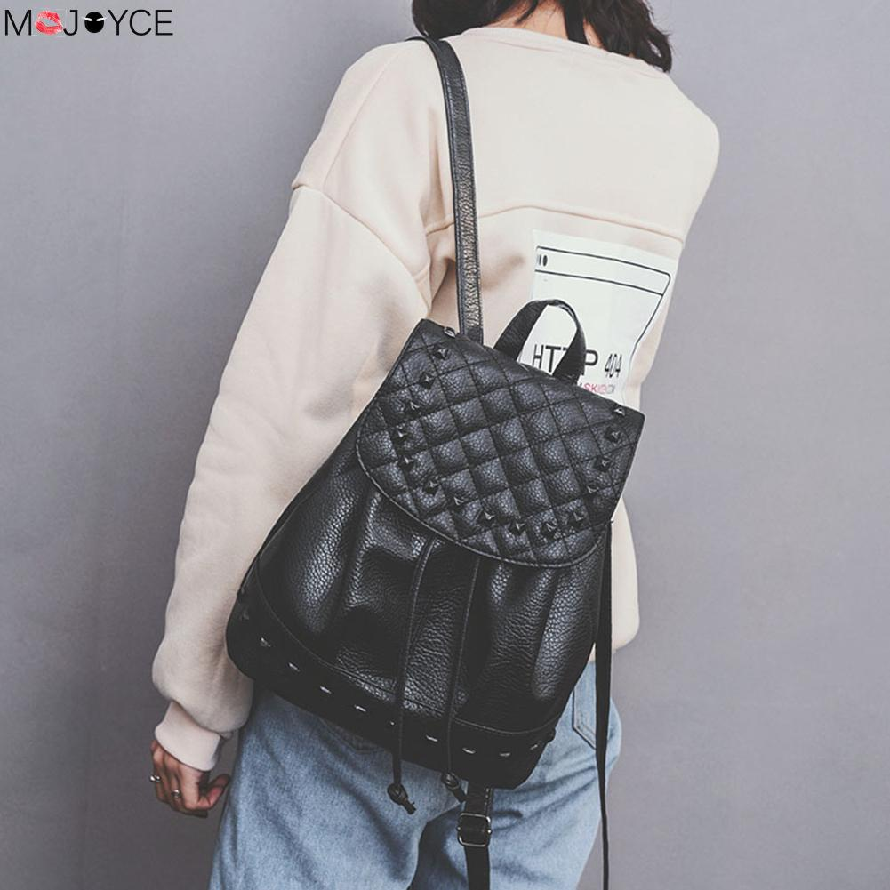 de diamante rebite mochilas para Marca : Mojoyce
