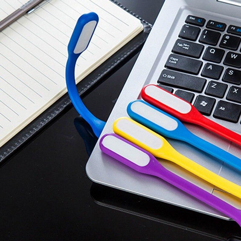 Fiel Hoomall Luces Led Usb Superbrillantes Portátiles Para Ordenador Portátil Pc Ordenador Portátil Escritorio Colorido Flexible Usb Lámpara Led